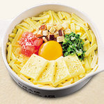 道とん堀 - 料理写真:お好み焼き チーズ4