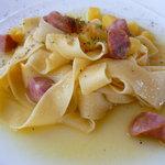 イタリア料理 ツインバード - ランチパスタコースのパスタ