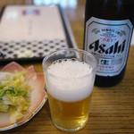 天乃蔵 - 瓶ビール~☆