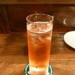 cafe&pub Kensington - アプリコットクーラー ¥600