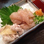 41781743 - 瀬戸内でさんざん美味いカワハギは食べているが東京で一、二位のCPだ。素晴らしい!