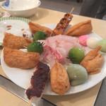 炉端焼 栄ちゃん - 前菜