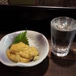 常蔵 - 生ウニ880円