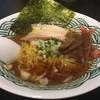 三崎港ラーメン - 料理写真:魚介だしあっさり中華そば醤油