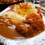 富美や - 料理写真:ヒレカツカレー