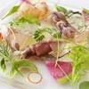Bunotekasakura - 料理写真:魚介のサラダ仕立て (コース料理より)