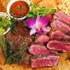 ブラウンスター - 料理写真:さぁ肉好きの皆様、野性に戻りましょう。