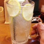 山喜多 - 生レモンサワー680円→350円