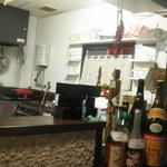 41788783 - 広い厨房をカウンター席から