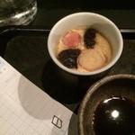 気分上々 - 日替わり定食(450円)茶碗蒸し(第一回投稿)