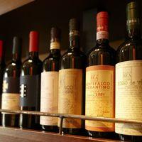 ヴィノテカサクラ - ボトルワイン ¥5,000~¥70,000