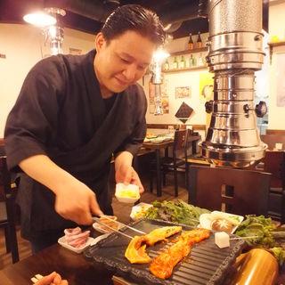 30年の経験のあるシェフの韓国料理☆
