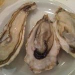 ガンボ&オイスターバー - 生牡蠣三種