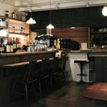 emu cafe - 2015年新設のカウンター