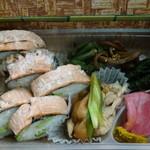 ミートデリカ・クドー - 庄内の地場産品を使ったお弁当