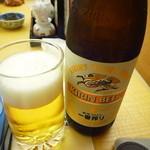 ザ・グランリゾートエレガンテ - 瓶ビール