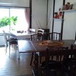 ピピネラキッチン - 2階席もあります。教室レンタルなどもOK。