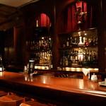 cafe bar Bank - カウンター席