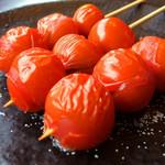 焼きトマト