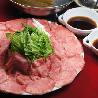 牛タン料理いろいろ!タンを食べつくす♪