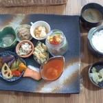 ONBO CAFFE 385 - 野菜ランチドリンク付き 税込756円