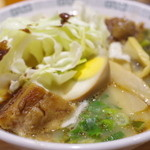 桂花ラーメン - 太肉麺