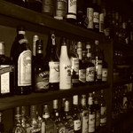 BAR  GUNKANJIMA - 気さくなバーテンダーさんが美味しいお酒を作ってくれます。