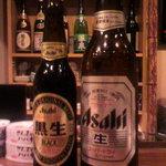 粋酔 - 黒生、瓶ビールにチェ~ンジ☆