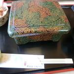 弥七 - うな重定食 2100円