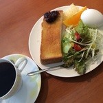 コミュニティカフェわおん - 料理写真:いつでもモーニングサービス