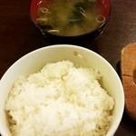 キッチンTiKi - ご飯は多め