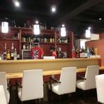 居酒屋 Raita - テーブル席からの眺め