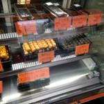 たかのチェーン - 料理写真:団子や巻き寿司色々1