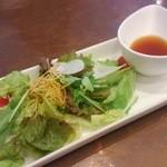 Luce - 農園からのフレッシュサラダ