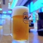 松屋 - これが150円の生ビール