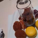 レストラン コートドール - 小菓子