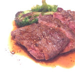レストラン コートドール - 牛のハラミ
