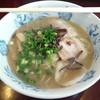 ラーメン大将 - 料理写真:「とんこつラーメン」540円