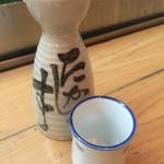 たから舟 - 日本酒一合(500円)