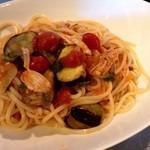 エルバ - 料理写真:トマトパスタ