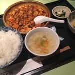 41808879 - 浅野(マーボー豆腐)