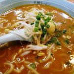 山竹板橋店 - 味噌ラーメン