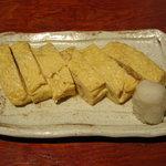 えんざ - えんざの定食「出汁巻きたまご」
