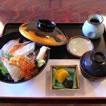 海の味処 藤田屋 - 料理写真:人気No.1 海鮮丼