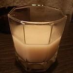 一軒め酒場 池袋東口店 - グレープフルーツマッコリ