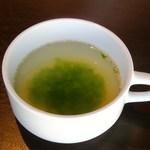 Teppanyakigurou - スープ☆