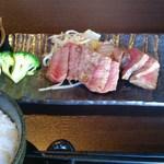 Teppanyakigurou - 左上のが~泡醤油~☆