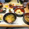高田の馬場 - 料理写真:揚羽蝶御膳(あげはちょうごぜん)¥2,160円・・やけに、ボリュームが多い(汗)