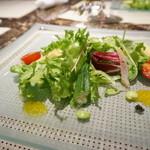 グリルド神戸 - サラダ