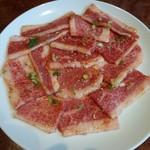食道楽 ひさご - 料理写真:黒毛和牛カルビ